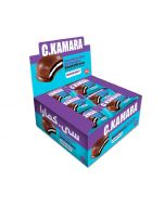 Kamara Cocoa Biscuit Filled with Mashmellow 24x33g