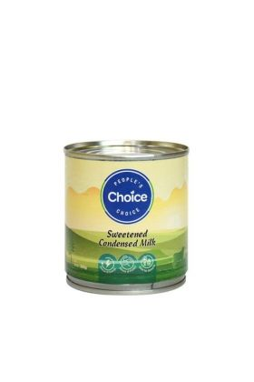 Choice Condensed Milk 380G
