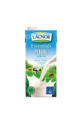 Lacnor Milk Low Fat 1LTR