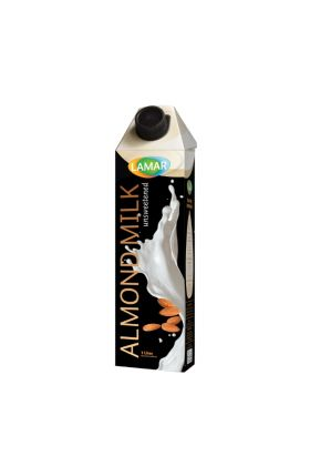Lamar Almond Milk 1L